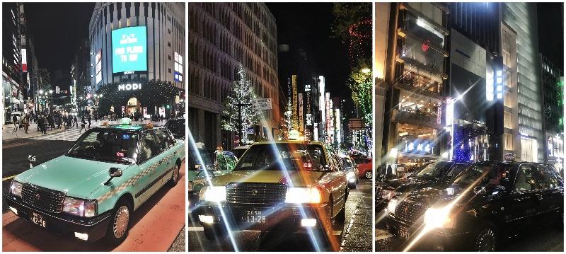 Токийское такси
